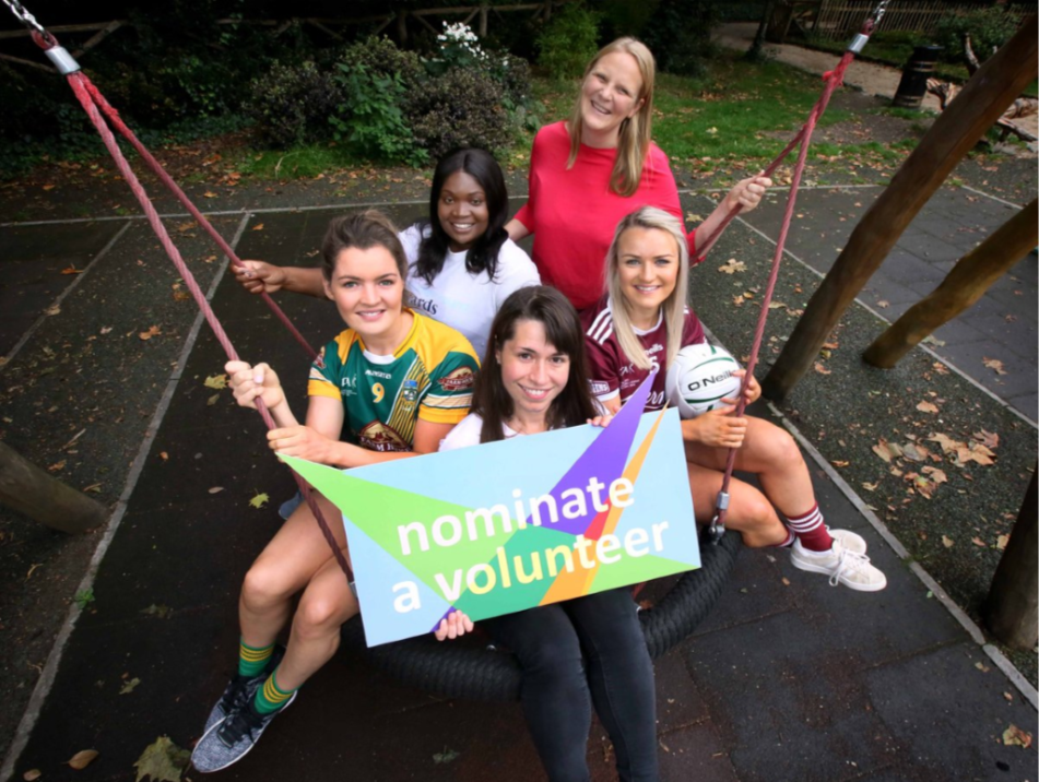 2019 Volunteer Ireland Awards