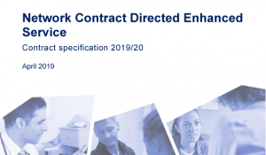 Network Contract DES Specification